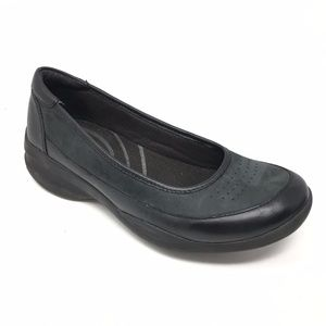 Women's Clarks In Motion Alta Loafers Shoes Sz 7M
